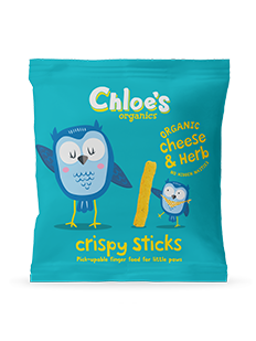 Cheese and Herb Crispy Sticks pack image